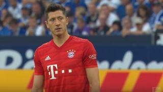 Bayern Monachium Robert Lewandowski