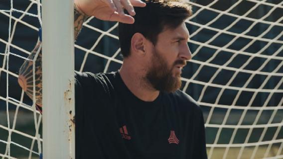 Guardiola opowiedział o swoim pierwszym spotkaniu z Messim.