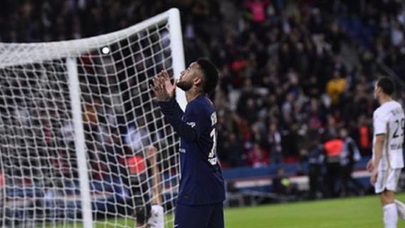 Neymar kibice Thomas Tuchel