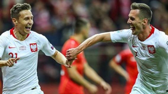 Reprezentacja Polski jedzie na Euro. Macedonia bez szans na Narodowym