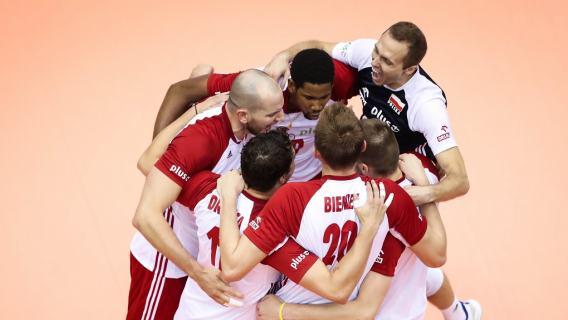 Reprezentacja Polski srebro