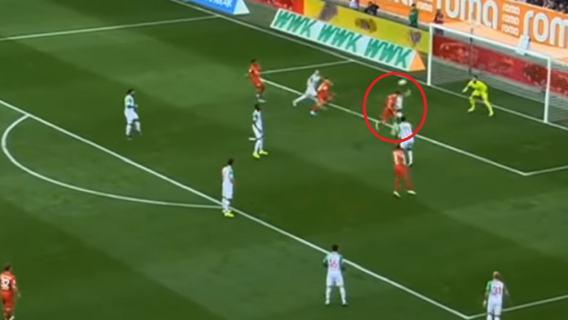 Robert Lewandowski gol