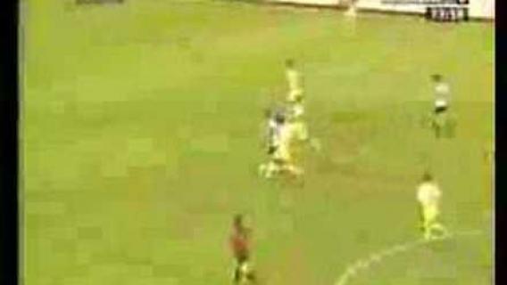 Cristiano Ronaldo Sporting - First official goal