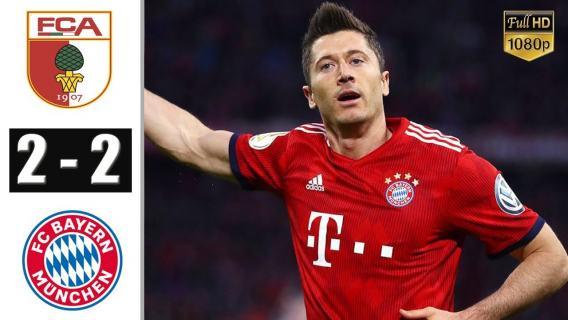 Augsburg vs Bayern Munich 2-2 - All Goals & Extеndеd Hіghlіghts 2019