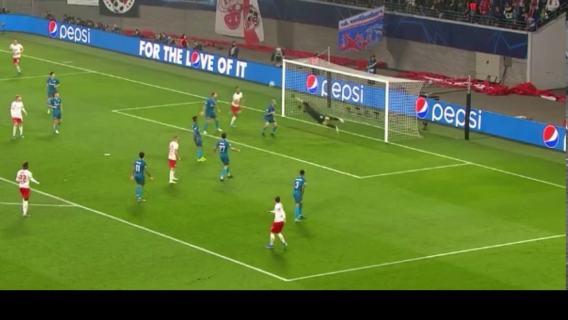 Marcel Sabitzer goal vs Zenit 2-1