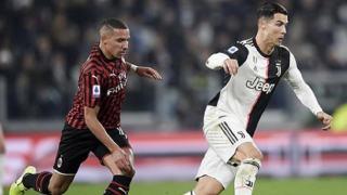 Cristiano Ronaldo Milan