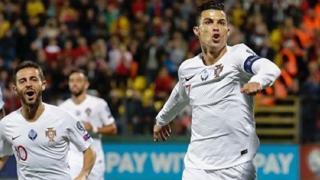 Cristiano Ronaldo sekret