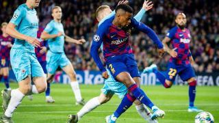FC Barcelona Slavia remis