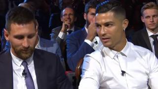 Leo Messi i Cristiano Ronadlo