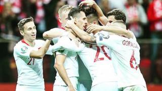 Reprezentacja Polski awans