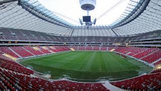Stadion Narodowy murawa