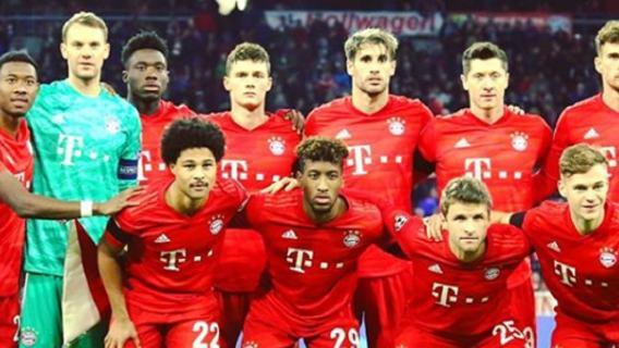 Bayern Monachium Wengr