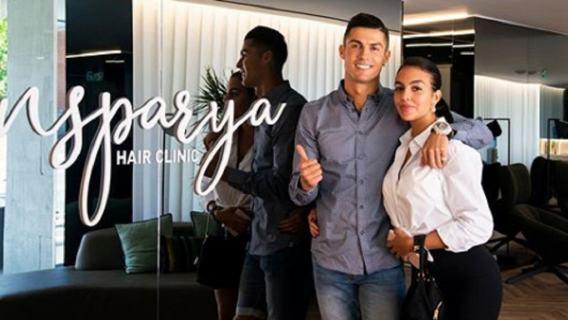 Cristiano Ronaldo ślub