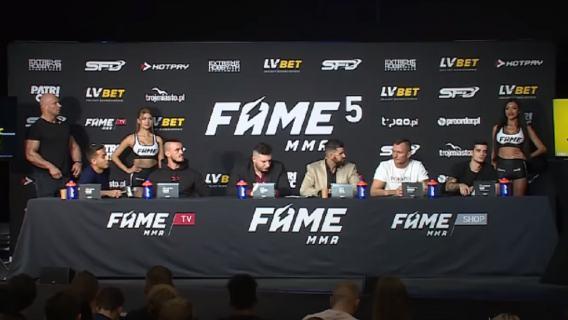 Gwiazdor zrezygnował z walki na Fame MMA 6! Jego tłumaczenie zażenowało internautów