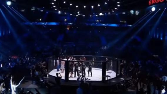 Legenda światowego sportu będzie walczyć na Fame MMA? Pojawiło się wymowne zdjęcie