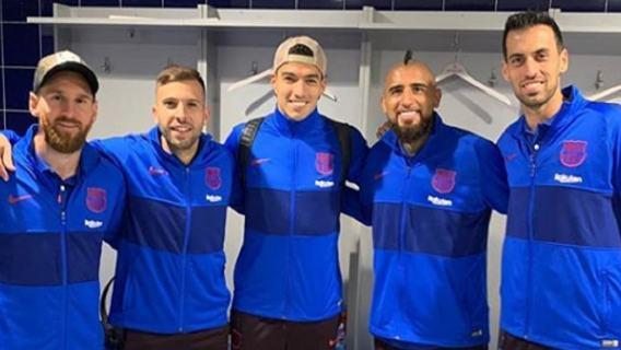 FC Barcelona Suarez transfer