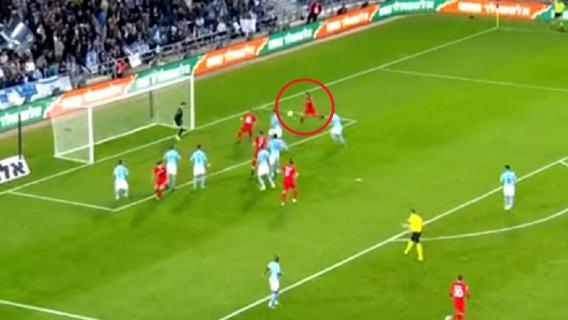 Tak Polacy wyszli na prowadzenie w meczu z Izraelem. Fantastyczny gol Grzegorza Krychowiaka [WIDEO]
