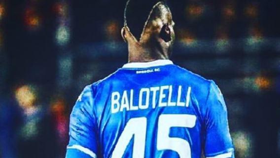 Mario Balotelli prezydent