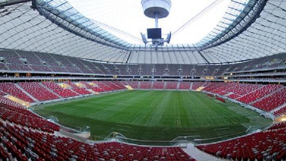 Jest oświadczenie producenta murawy na mecz Polska - Słowenia.