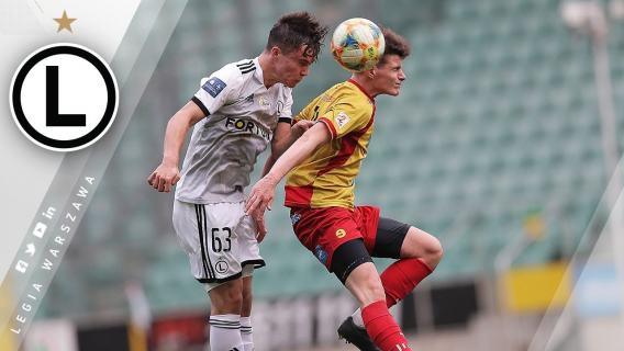 Skrót meczu treningowego Legia - Legionovia (1:2)