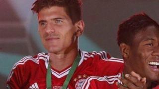 Bundesliga Mario Gomez