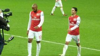 Thierry Henry i Mikel Arteta