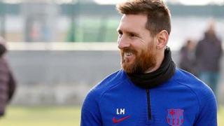 Leo Messi Złota Piłka
