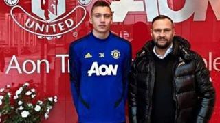 Manchester United Polak