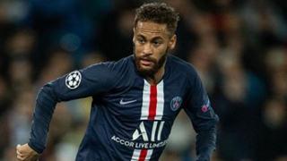 Neymar kontrakt PSG