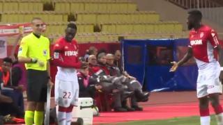 Piłkarz Tiemoue Bakayoko