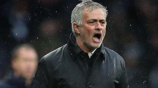 Real Madryt Jose Mourinho