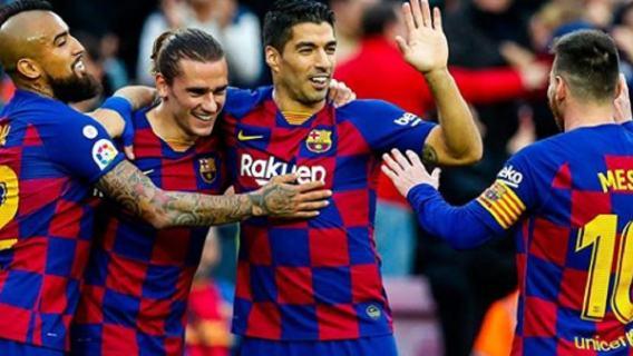 FC Barcelona transfery