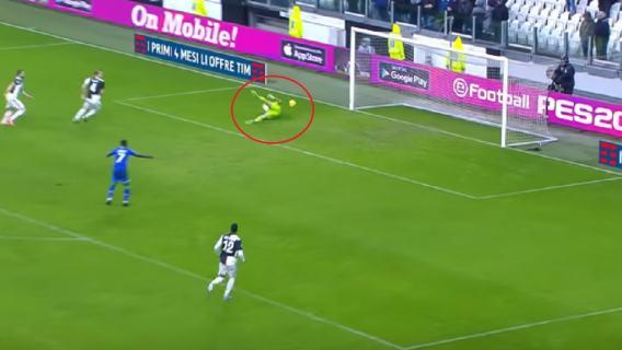 Juventus Sassuolo Buffon