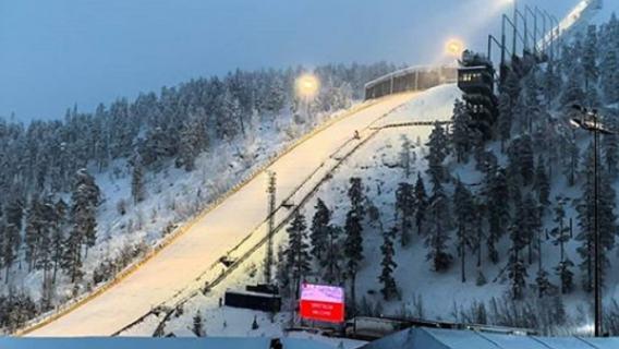 Skoki narciarskie Kuusamo