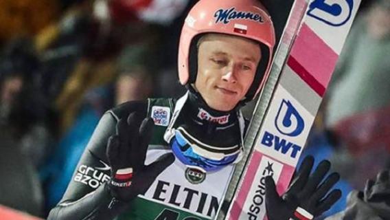 Turniej Czterech Skoczni Dawid Kubacki