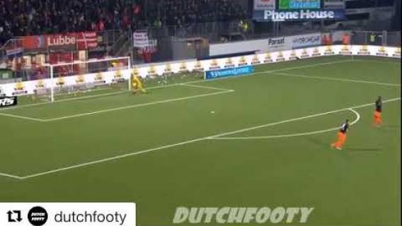 Wereld goal Emmen onterecht afgekeurd