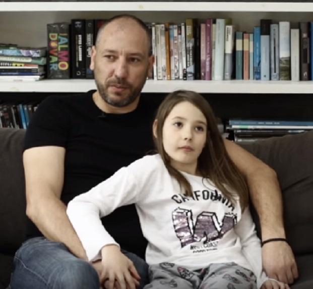 Agata Mróz: córka