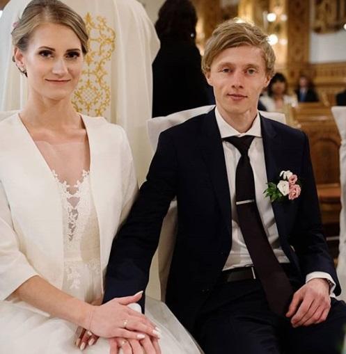 Dawid Kubacki: żona