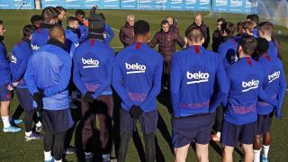 FC Barcelona - nowy trener