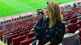 Kamil Grosicki: żona