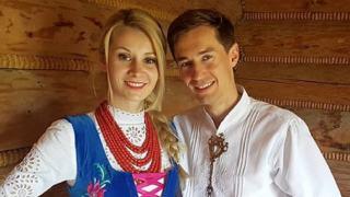 Kamil Stoch: żona