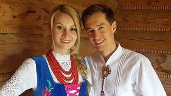 Kamil Stoch podziękował żonie po wielkim zwycięstwie. Taka kobieta u boku to skarb (FOTO)