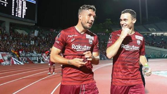 Ekstraklasa Lukas Podolski