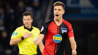 Krzysztof Piątek gol debiut Schalke 04 DFB pokal