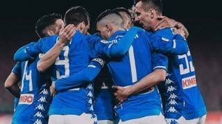 Napoli Barcelona Liga Mistrzów