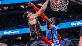 NBA All-Star Game Mecz gwiazd Konkurs wsadów Aaron Gordon