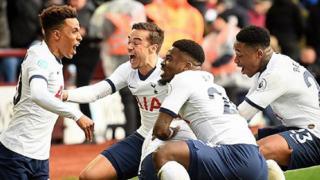 Tottenham Lipsk Gdzie oglądać Liga Mistrzów