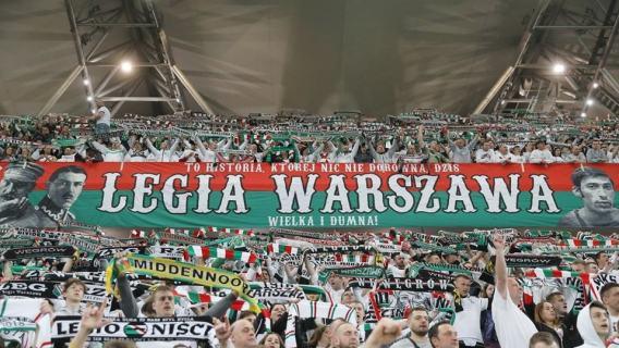 Reprezentant Polski bliski transferu do Legii Warszawa. Jest jednak jeden problem
