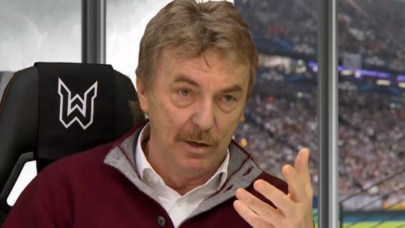 Zbigniew Boniek bezradny wobec poziomu polskiej piłki.