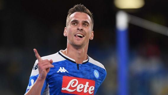 Arkadiusz Milik o krok od transferu z Napoli. Polak podjął już decyzję